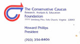 06-30-1978 Conservative National Commitee Financial Statements